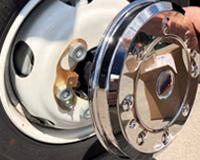 Turn & Lock Bracket Install Cover-up Hub Cover