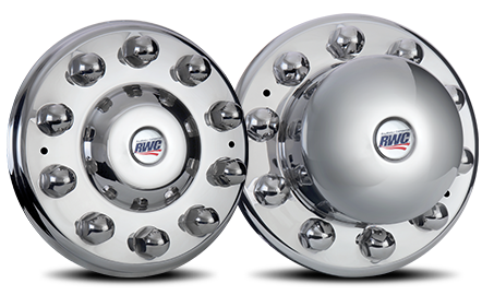 Unitized Cover-up Hub Covers